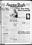 Spartan Daily, February 20, 1963