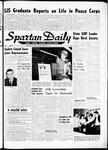 Spartan Daily, February 21, 1963