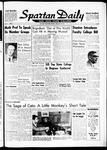 Spartan Daily, February 25, 1963