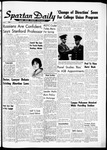 Spartan Daily, January 11, 1963