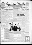 Spartan Daily, January 14, 1963