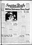 Spartan Daily, March 6, 1963