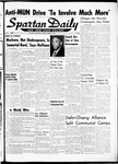Spartan Daily, March 7, 1963