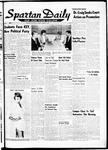 Spartan Daily, March 19, 1963