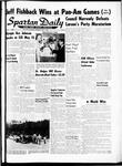 Spartan Daily, May 1, 1963