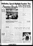 Spartan Daily, May 8, 1963