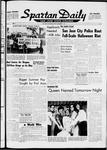Spartan Daily, November 1, 1963