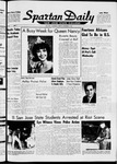 Spartan Daily, November 4, 1963 by San Jose State University, School of Journalism and Mass Communications