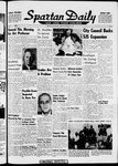 Spartan Daily, November 5, 1963 by San Jose State University, School of Journalism and Mass Communications