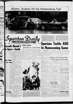 Spartan Daily, November 8, 1963 by San Jose State University, School of Journalism and Mass Communications