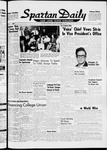 Spartan Daily, November 21, 1963 by San Jose State University, School of Journalism and Mass Communications