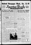 Spartan Daily, October 14, 1963