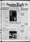 Spartan Daily, October 18, 1963