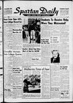 Spartan Daily, October 21, 1963