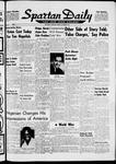 Spartan Daily, October 22, 1963