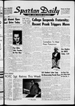Spartan Daily, October 28, 1963