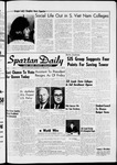 Spartan Daily, October 30, 1963