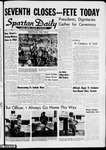 Spartan Daily, September 30, 1963