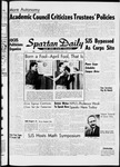 Spartan Daily, April 1, 1964