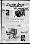 Spartan Daily, April 3, 1964