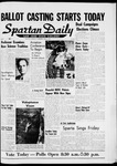 Spartan Daily, April 8, 1964