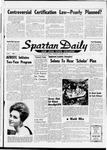 Spartan Daily, December 16, 1964 by San Jose State University, School of Journalism and Mass Communications