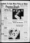 Spartan Daily, February 14, 1964