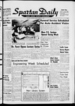 Spartan Daily, February 17, 1964 by San Jose State University, School of Journalism and Mass Communications