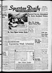 Spartan Daily, February 17, 1964