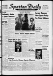 Spartan Daily, February 18, 1964 by San Jose State University, School of Journalism and Mass Communications