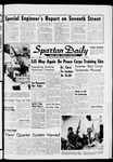 Spartan Daily, February 19, 1964 by San Jose State University, School of Journalism and Mass Communications