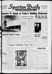 Spartan Daily, February 20, 1964