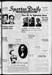 Spartan Daily, February 21, 1964
