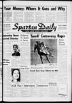 Spartan Daily, February 24, 1964