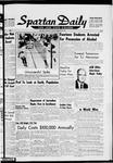 Spartan Daily, February 25, 1964