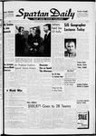 Spartan Daily, February 26, 1964