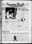 Spartan Daily, January 8, 1964 by San Jose State University, School of Journalism and Mass Communications