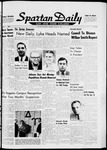 Spartan Daily, January 9, 1964 by San Jose State University, School of Journalism and Mass Communications