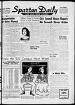 Spartan Daily, January 10, 1964 by San Jose State University, School of Journalism and Mass Communications