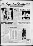Spartan Daily, January 13, 1964 by San Jose State University, School of Journalism and Mass Communications