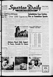 Spartan Daily, January 14, 1964 by San Jose State University, School of Journalism and Mass Communications