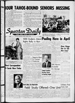 Spartan Daily, March 2, 1964