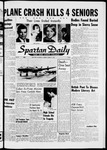 Spartan Daily, March 3, 1964