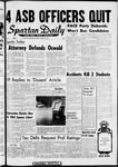 Spartan Daily, March 16, 1964