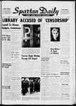 Spartan Daily, May 6, 1964