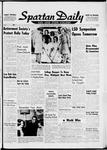 Spartan Daily, May 8, 1964