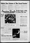 Spartan Daily, May 11, 1964