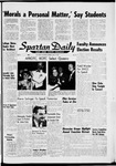 Spartan Daily, May 12, 1964 by San Jose State University, School of Journalism and Mass Communications