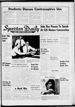 Spartan Daily, May 13, 1964 by San Jose State University, School of Journalism and Mass Communications
