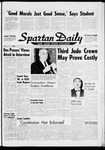 Spartan Daily, May 15, 1964 by San Jose State University, School of Journalism and Mass Communications